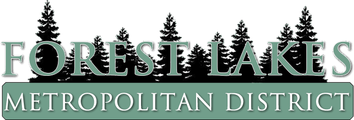 FOREST LAKES METRO DISTRICT Logo